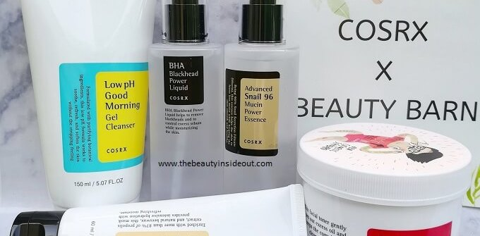 Cosrx Products