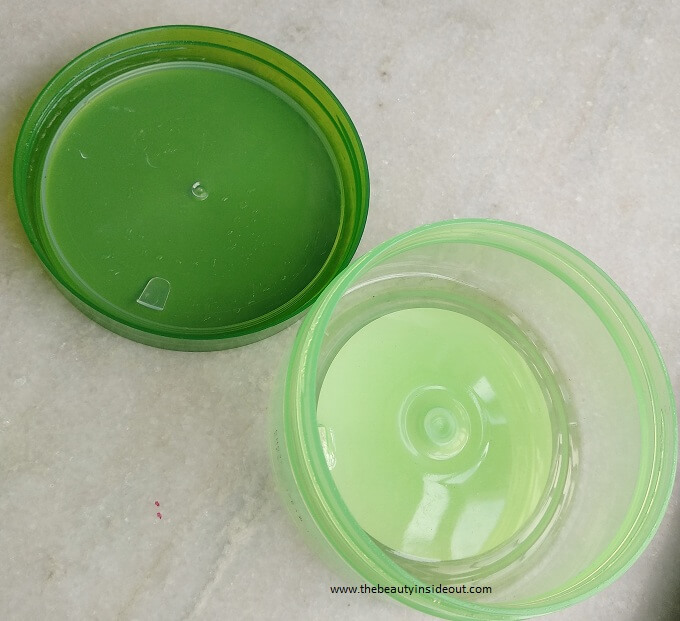 The Face Shop Jeju Aloe Fresh Soothing Gel Tub