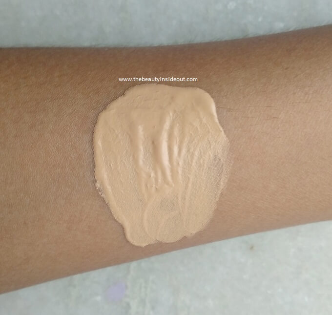 L'Oreal Paris UV Perfect Even Complexion Swatches