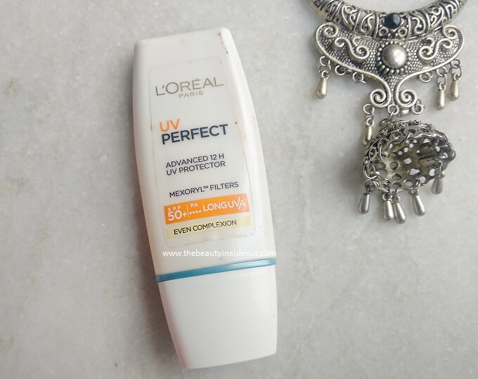 L'Oreal Paris UV Perfect Even Complexion
