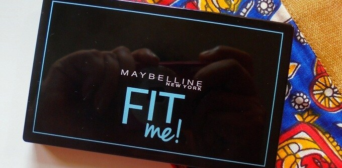 Maybelline Fit Me! Powder Foundation 128 Warm Nude Review