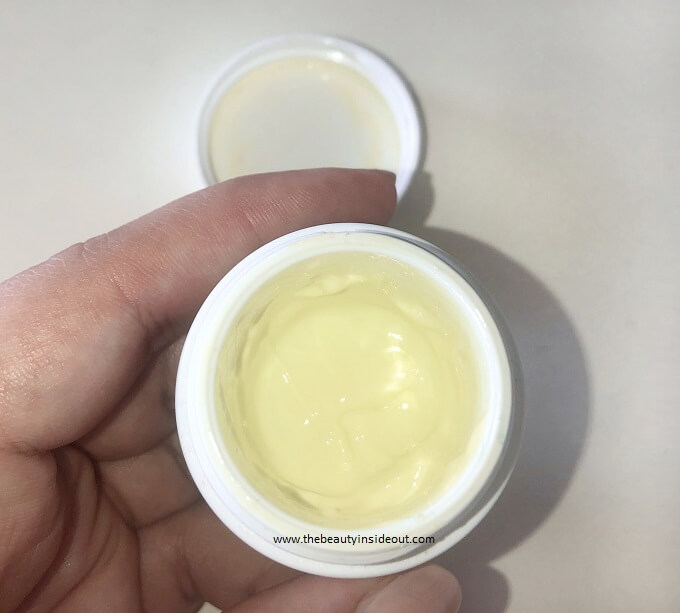 Kiehl's Creamy Eye Treatment With Avocado Texture