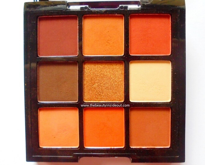Swiss Beauty Ultimate Shadow Palette 04 Shades