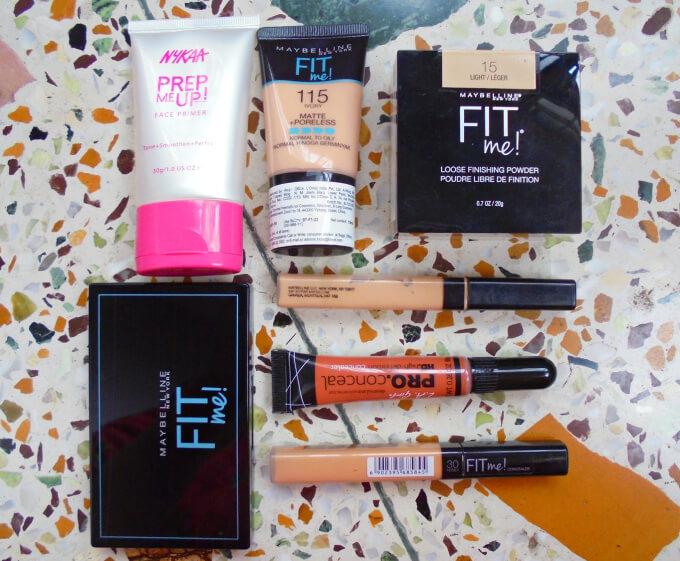 Bridal Makeup Face Kit
