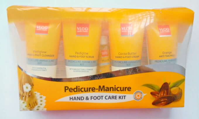 VLCC Manicure Pedicure Kit
