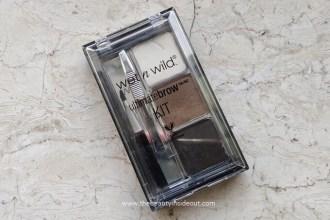 Wet n Wild Ultimate Brow Kit