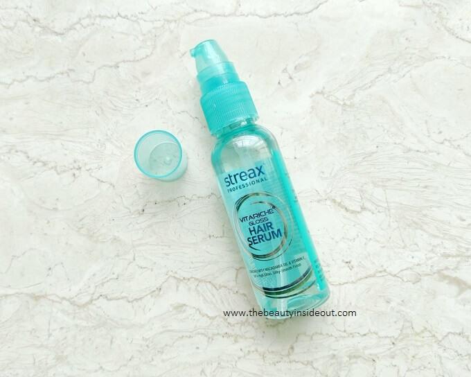 Streax Hair Serum Review