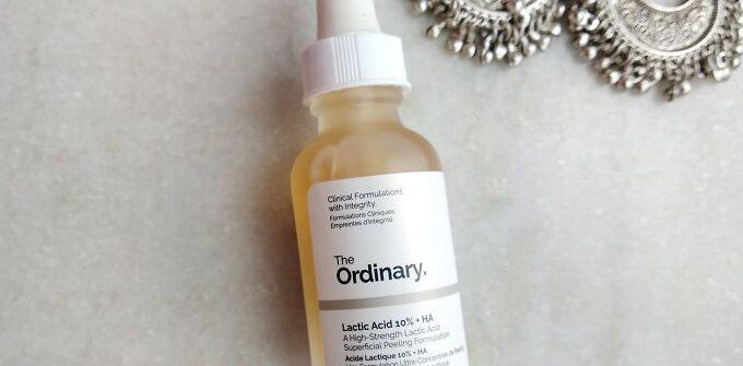 The Ordinary Lactic Acid Serum