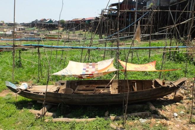 Kampong Khleang, Cambodge
