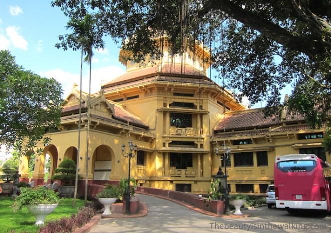 Musee histoire national vientmanien - Hanoi