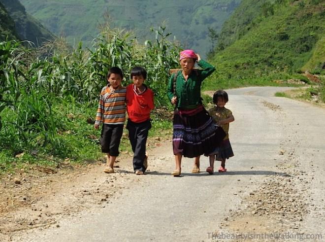 Personnes Hmongs