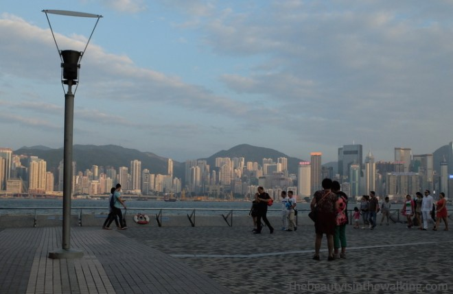 Avenue des stars - Hong Kong