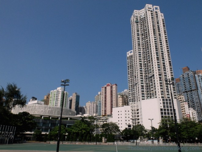 Sport facilities in Hong Kong