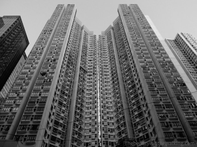 Building in Hong Kong