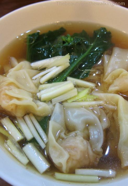 Soupe - cuisine hongkongaise