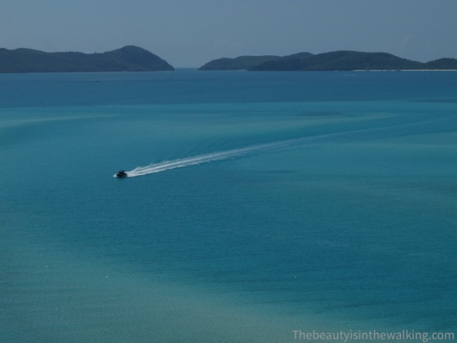 Lagon - Whitehaven beach