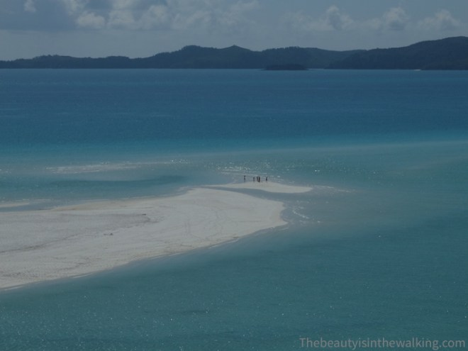 Lagoon near Whitehaven beach