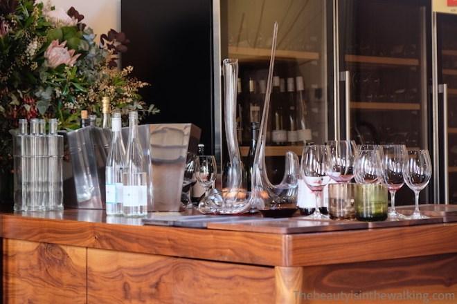 Wine carafes