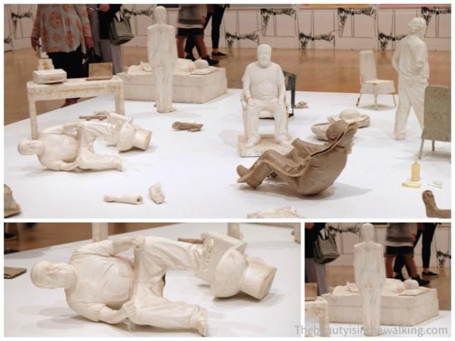 S.A.C.R.E.D Maquettes, Ai Weiwei - NGV, Melbourne