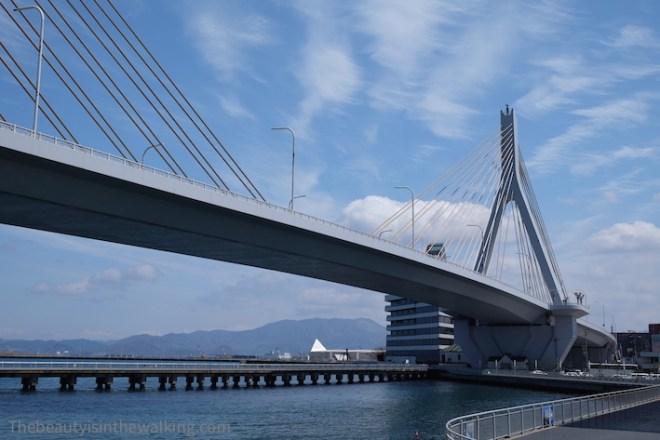 Aomori's bridge