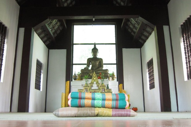 Retraite de méditation in Thaïlande | Meditation retreat in Thailand