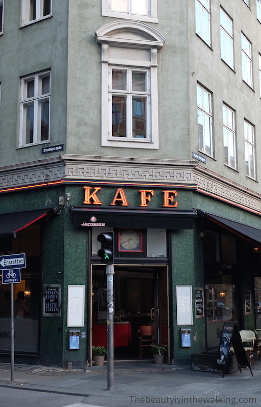 Kafé – Café à Copenhague, Danemark