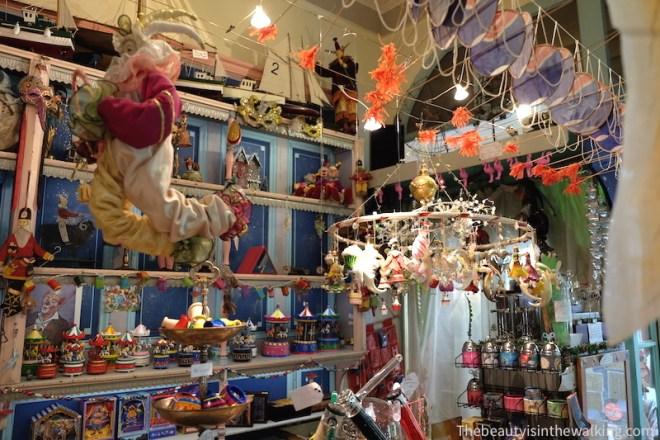 Boutique de jouets – Pomme de Reinette, Montpellier