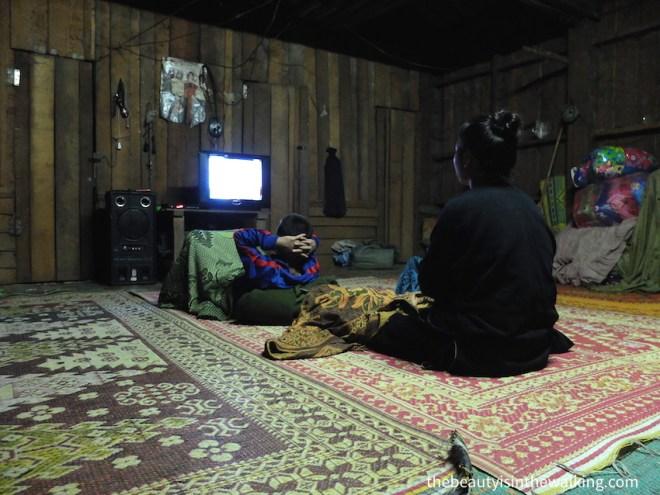Famille Lanten, Laos