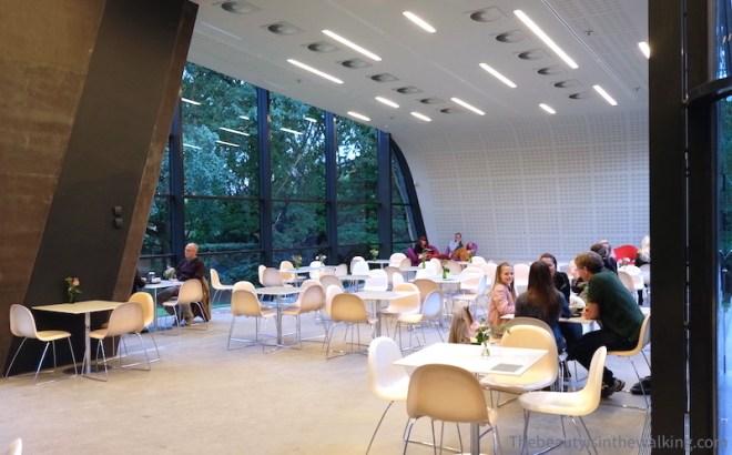 Café du musée Ordrupgaard, Charlottenlund (DK)