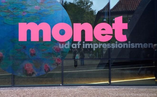Monet. Beyond Impressionism Exhibition – Ordrupgaard Museum, Denmark