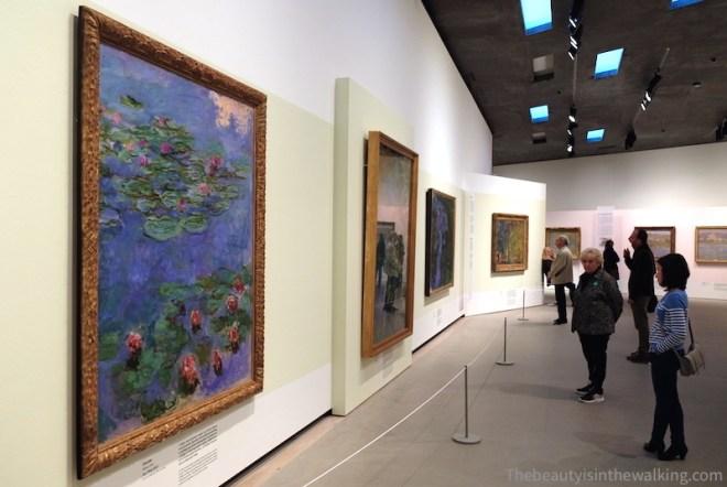 Water lilies – Monet. Beyond Impressionism Exhibition, Ordrupgaard (DK)