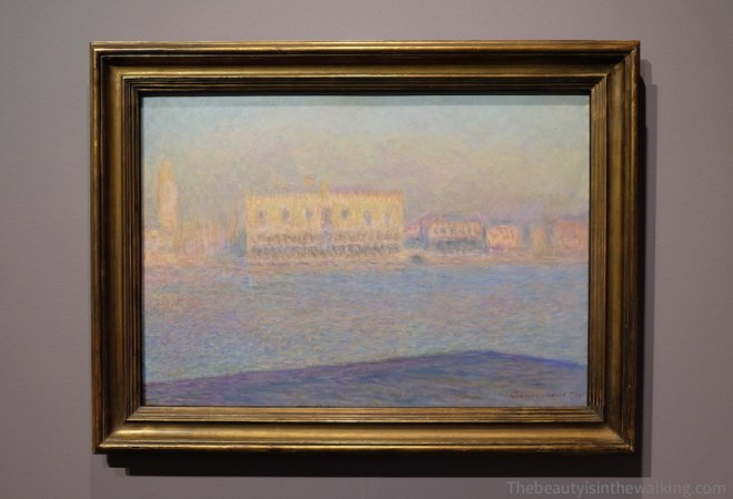 The Doge's Palace seen from San Giorgio Maggiore, 1908, The Metropolitan Museum of Art.