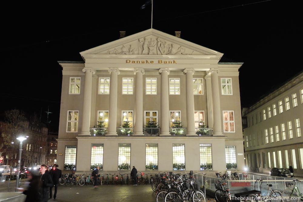 Erichsen's Mansion, Copenhague