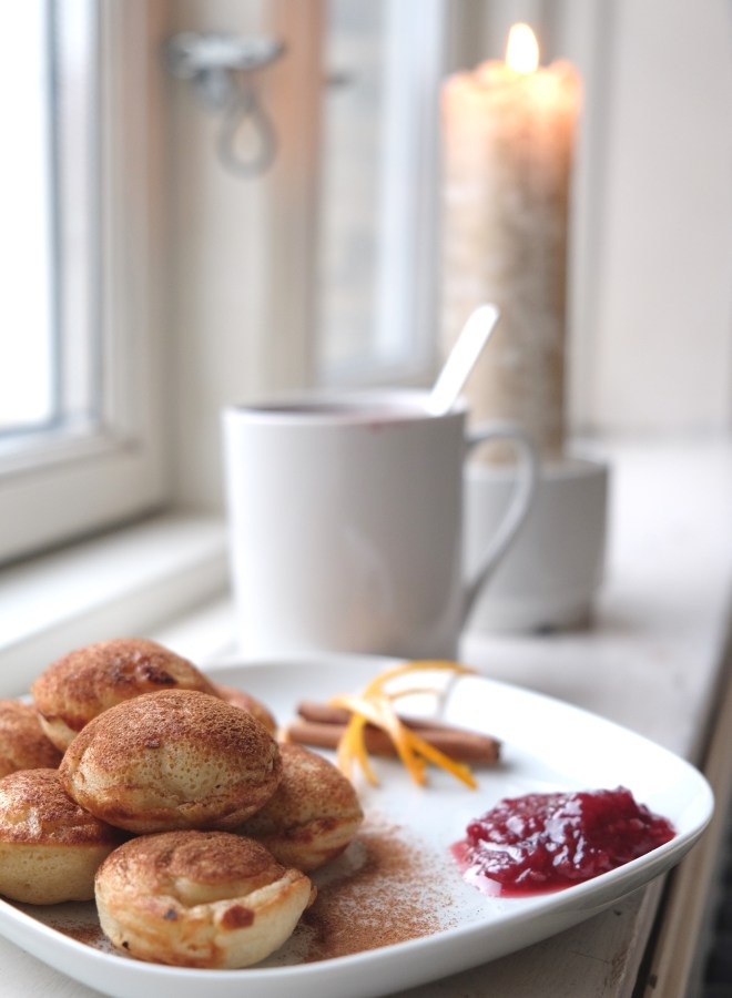 Recipes of Gløgg and Æbleskiver | Danish Christmas