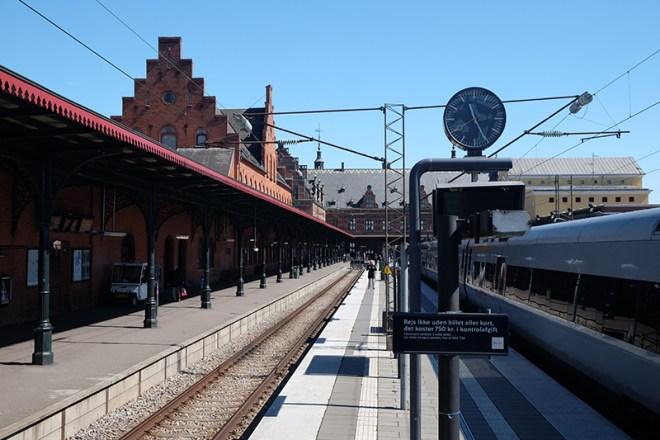 Gare de Helsingør, Danemark
