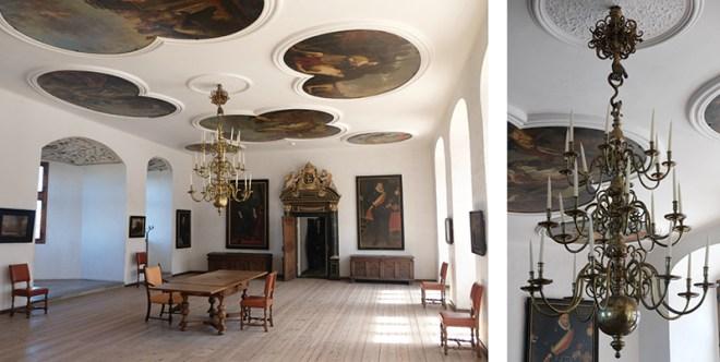 Chateau de Kronborg, Danemark