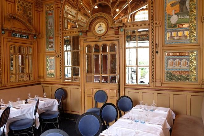 La Cigale Brasserie, Nantes, Western France