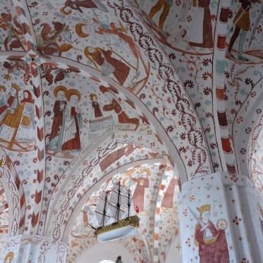 Église de Fanfjord, Møn
