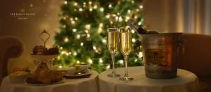 ChristmasTea TheBeautyIsland webiste longimage logoon8 1 - Christmas Festive Spa Afternoon Tea