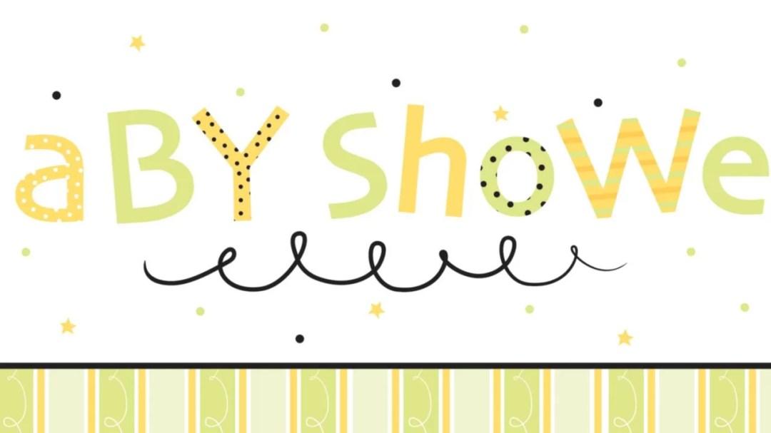 Mini  Baby Shower Banner Ideas - Private Spa