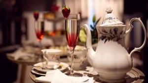 Mini  Vintage Spa Afternoon Tea 2 - Vintage-Spa-Afternoon-Tea