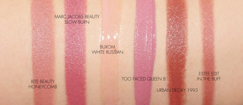 buxom lip gloss white russian dupe | Makeupsite.co