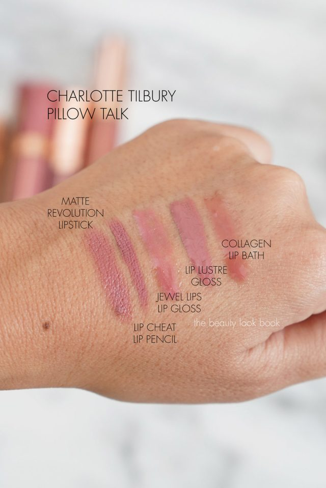 Charlotte Tilbury Pillow Talk swatches 1440x2159 - 10 Things I'm Loving Right Now