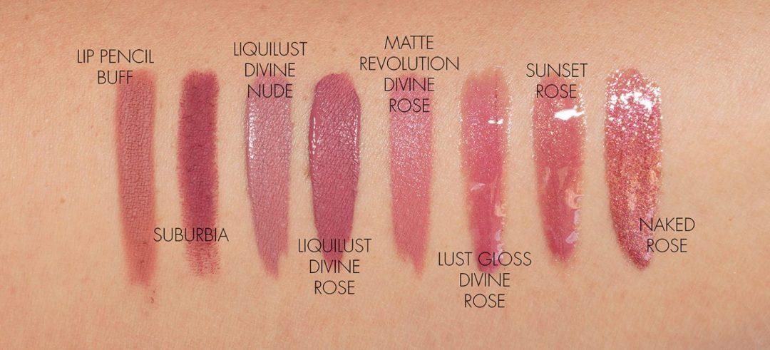 Pat McGrath Divine Rose II Collection Lipsticks Review