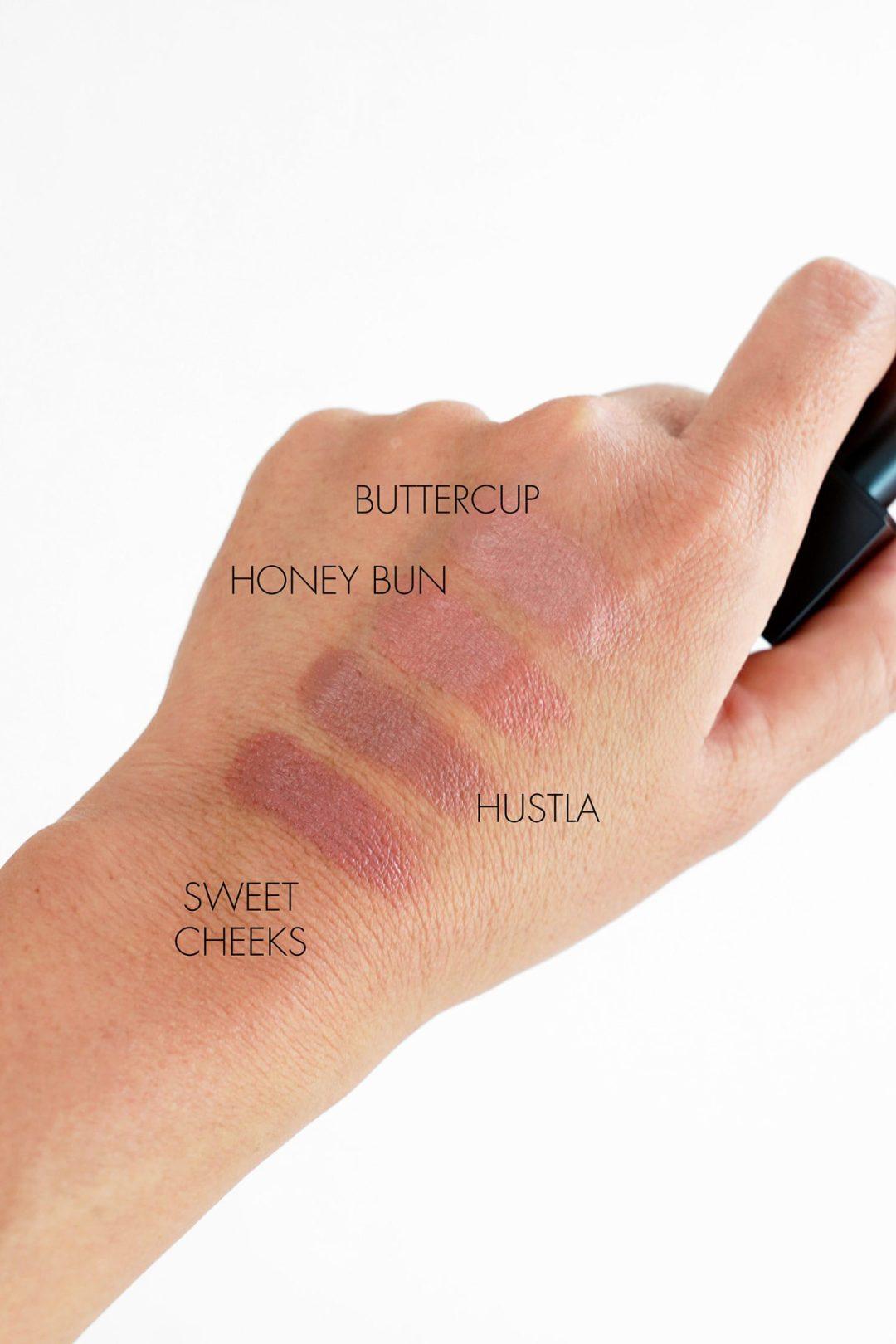 Huda Power Bullet Cream Glow Hydrating Lipsticks