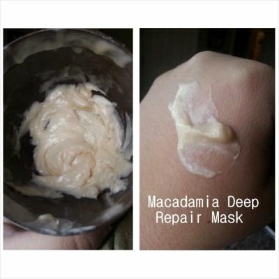 Macadamia Deep Repair Mask