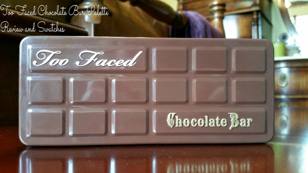 Too Faced Chocolate Bar Palette Review and Swatches
