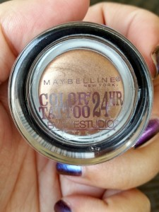 Maybelline Color Stay Tattoo in Bad to the Bronze