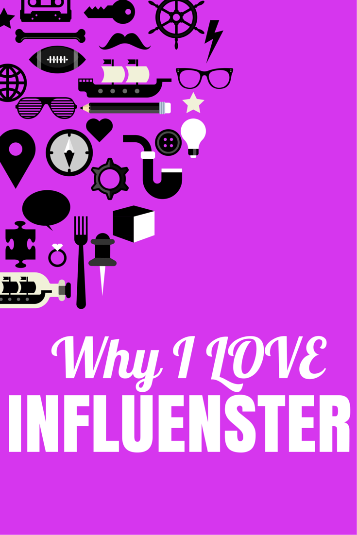 Why I LOVE Influenster... Influenster is an online community of trendsetters, social media hotshots, and educated consumers who live to give opinions of products and experiences. Plus it's free!