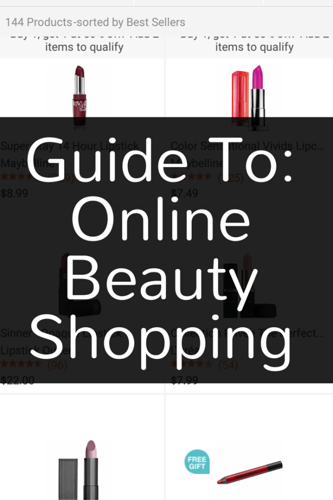 Guide To: Online Beauty Shopping